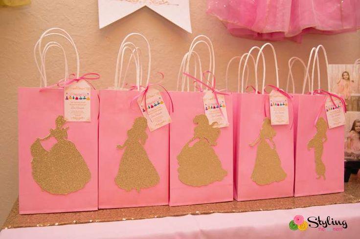 Disney Princess Birthday Party Ideas | Photo 1 of 51 | Catch My Party