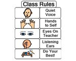 Class Rules for Occupational Therapy – 5 Basic class rules for expectations in occupational therapy