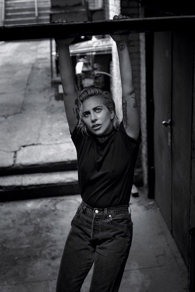 Леди Гага на обложке T: The New York Times Style Magazin (Интернет-журнал ETODAY)