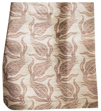 Good Look Room - Fabrics - Collections - Arjumand - The Imperial - TULIP SWAY CORD TUSSAH SILK