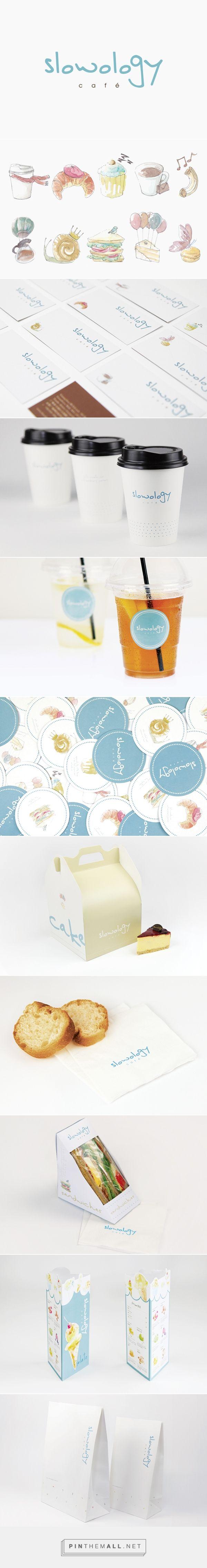 Slowology Café Branding Design on Behance | Fivestar Branding – Design and Branding Agency & Inspiration Gallery