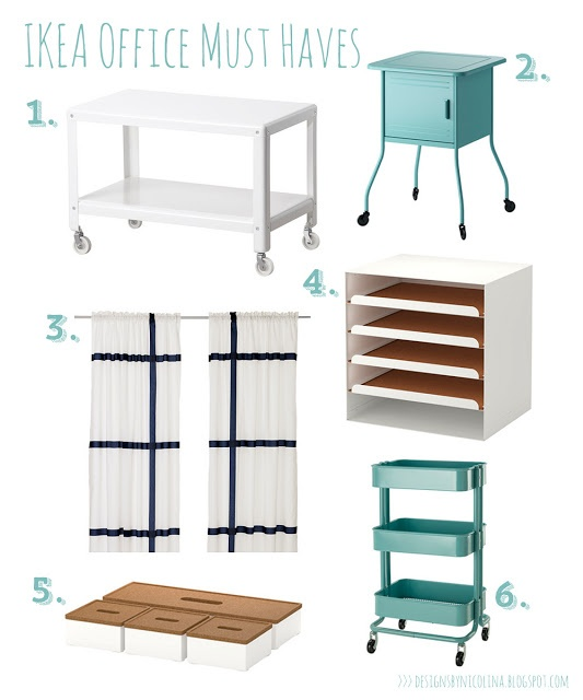 ikea office must haves office pinterest ikea office home and colors. Black Bedroom Furniture Sets. Home Design Ideas
