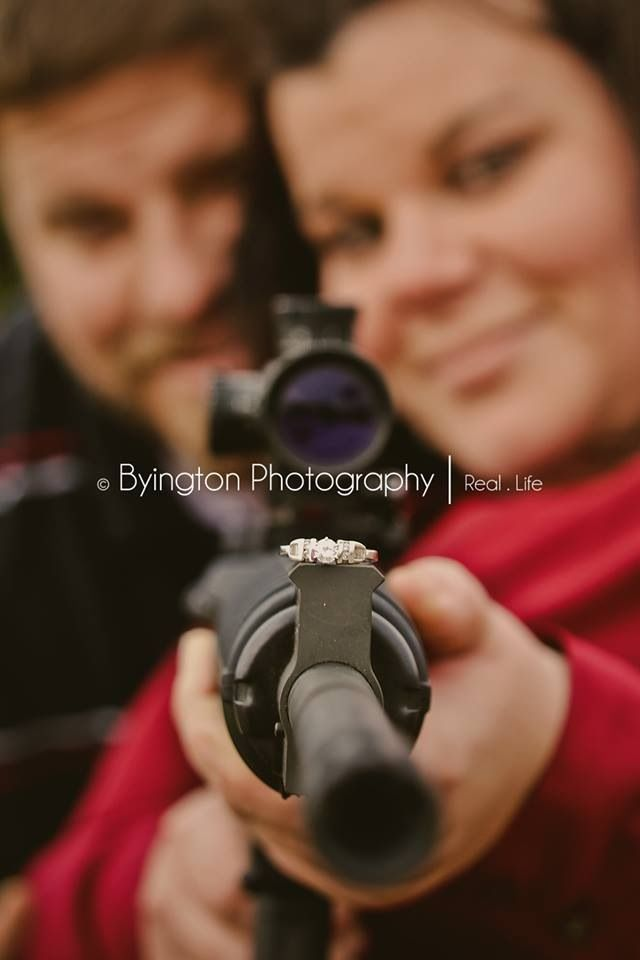 Engagement Photo {Byington Photography}