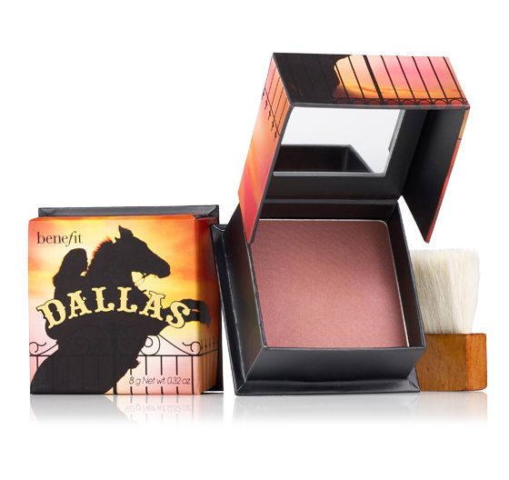 I went into an Ulta once and asked them to match me with a blush color and this is what they chose.  I have used it ever since and love it!