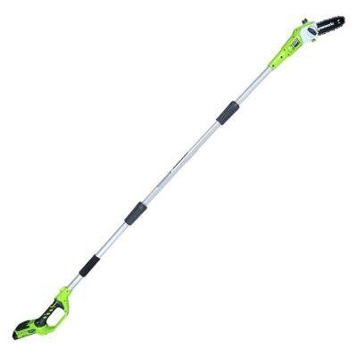Greenworks G-24 Lithium-Ion System offers a range of durable and versatile handheld tools ranging in outdoor power equipment to power tools. Whether it's a project building a deck or clearing your yar...