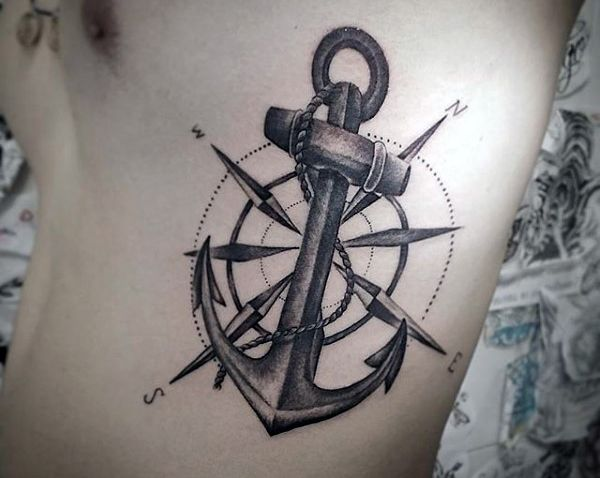 You'll find old school tradition designs to more modern and abstract ideas in this collection of 50 anchor tattoos for men. Description from nextluxury.com. I searched for this on bing.com/images