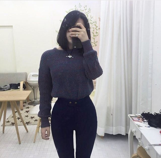 Korean Ulzzang Kfashion Aesthetic Fashion Ulzzang Fashion Swag Girl Style Fashion