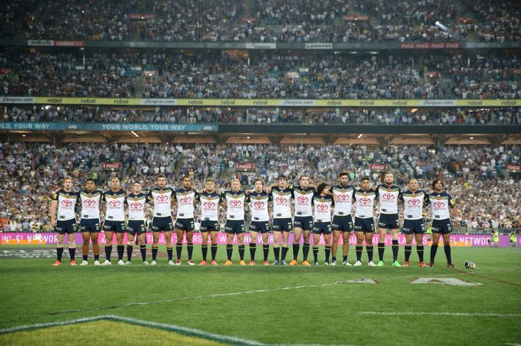 Cowboys grand final 2015