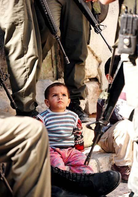 Una carcel de 2 millones de inocentes destruidos por los sionistas....