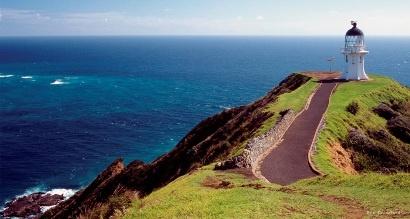 Cape Reinga New Zealand North Island ~ Travel Guide & World Travel Information for any Holiday Destination - wheretravelwhen.com