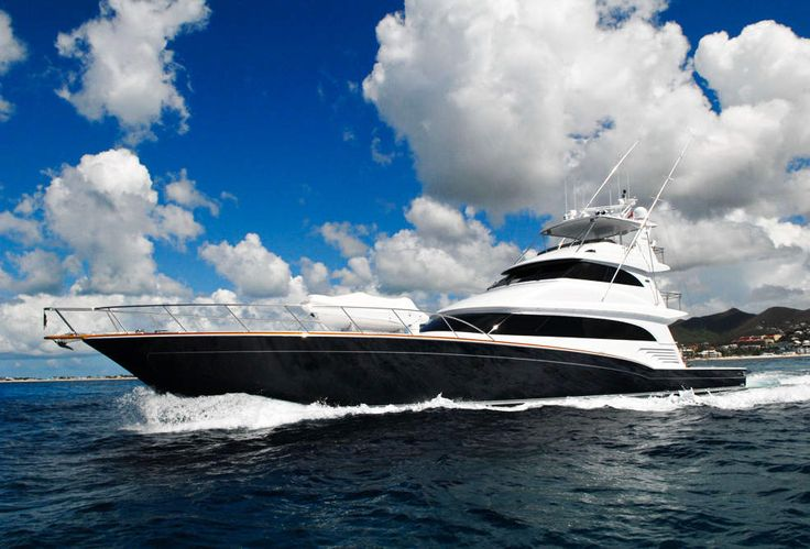 14 Outrageously Baller Sport Fishing Boats To Bring In The Big One