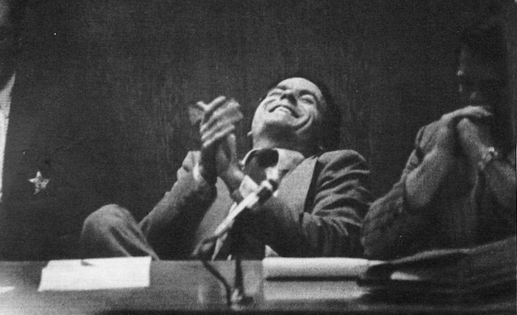 In his trials, Ted Bundy always made sure to address his female fans. Bundy believed that the more supporters he had, the more the jury would be swayed into thinking he wasn't capable of horrific acts of kidnapping, rape and murder. Although many groupies were so deluded that they believed Ted Bundy was actually innocent, others were not so gullible and dyed their hair brunette and parted it in the middle so they would resemble his victims more.