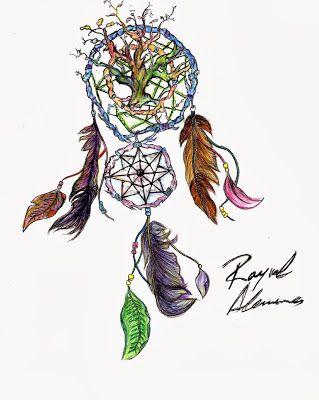 Dibujos y dise os de tatuajes atrapasue os lugares - Tattoo disenos a color ...