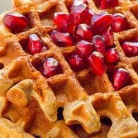 Quick, Easy, Healthy Waffle Recipes