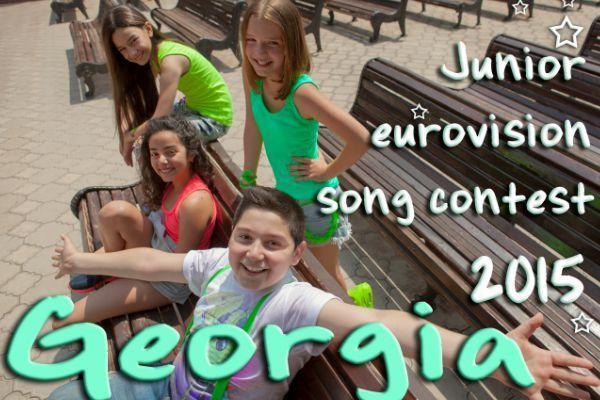 Outbreak! Virus to represent Georgia at Junior Eurovision 2015
