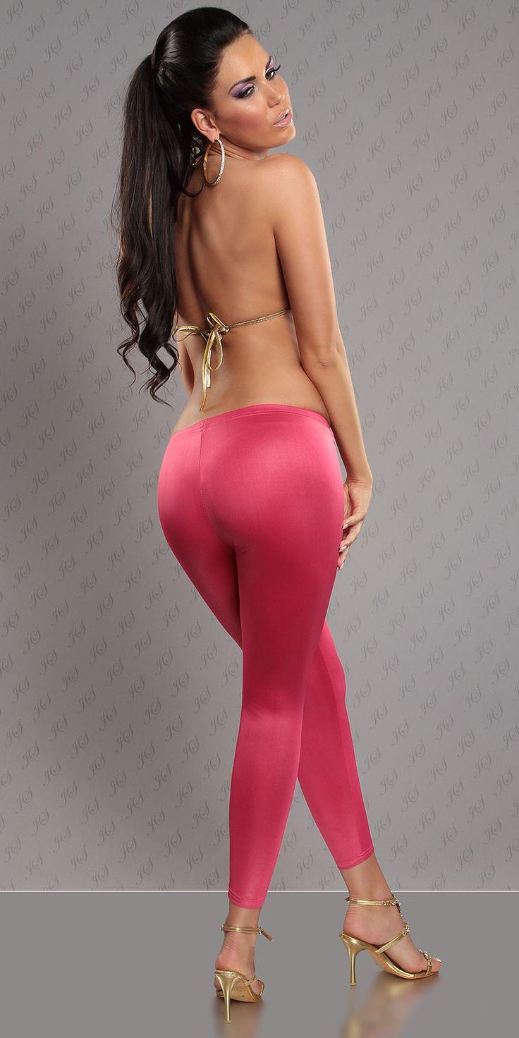 Леггинсы розовые Style, Брюки, дёшево, 2013, цена