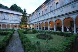 Travel With MWT The Wolf: Travel Notes Chiostri di San Simpliciano Milano It...