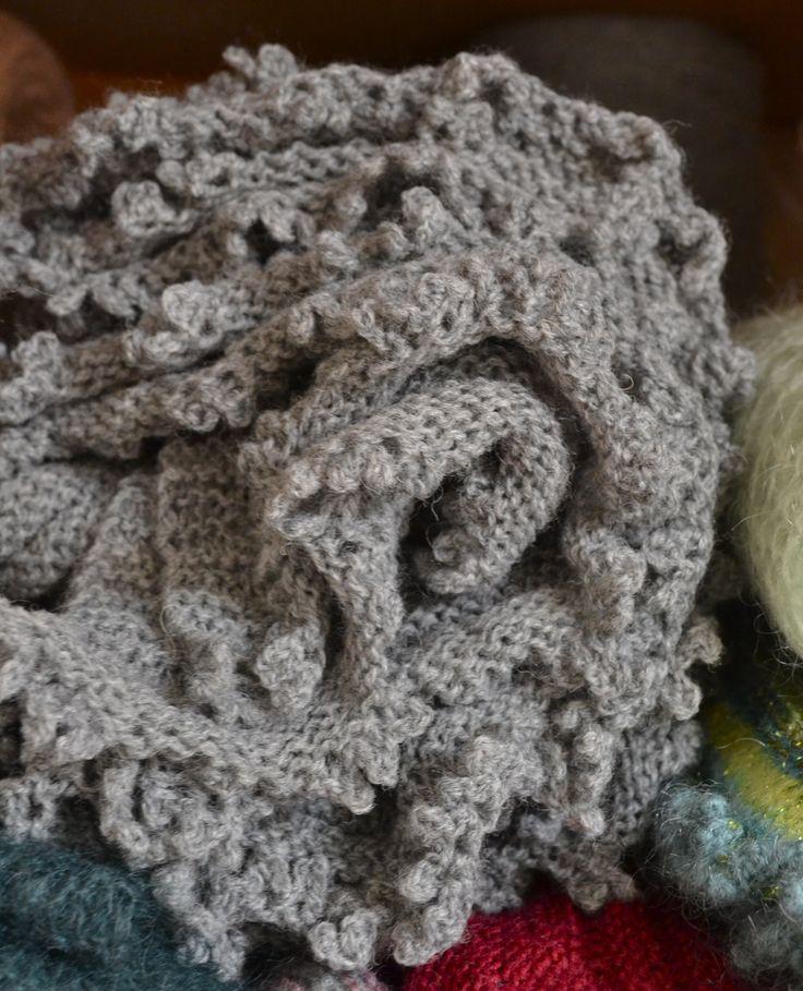 Grey Ammonite - Free pattern available here: http://makedoandmendnovice.blogspot.com/2012/04/ammonite.html