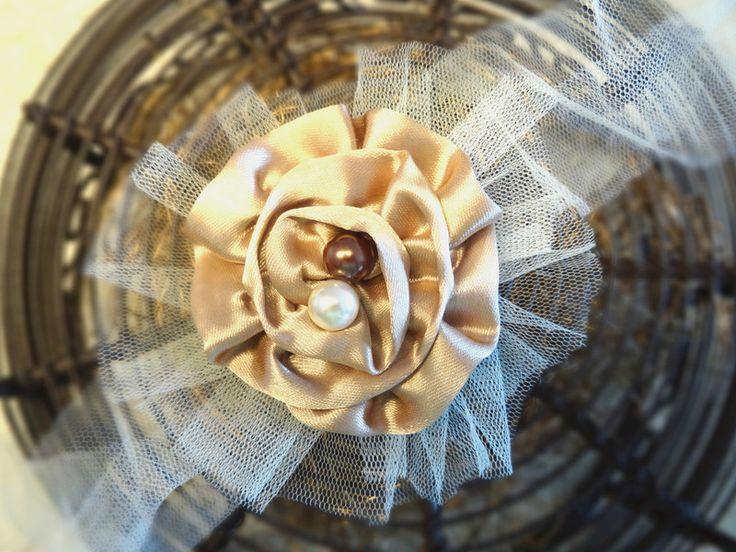 Haarbänder - Baby Haarband gold Newborn Foto Accessoire  - ein Designerstück von MONICCI_Handmade_Props bei DaWanda