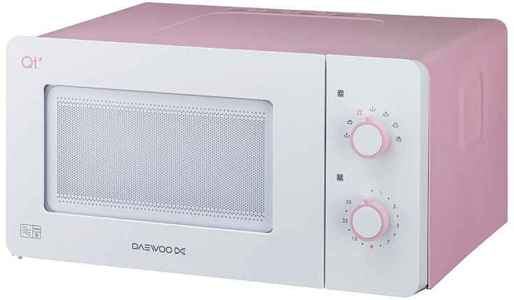 Daewoo QT3 14L 600W Microwave Oven - Pink, read reviews and buy online at George at ASDA. Shop from our latest range in Home & Garden. Daewoo QT3 Compact man...