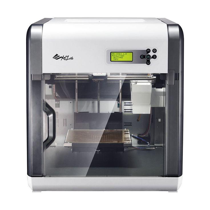 XYZprinting da Vinci 1.0 prix promo Imprimante 3D Pixmania pas cher 620.44 € TTC