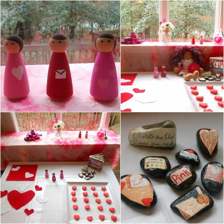 Montessori Valentine's Activities for Toddlers