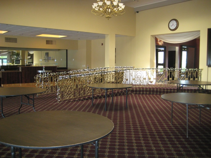 view of the bar and entry from the dance floor: Venues Canyon View, Venue Canyon View