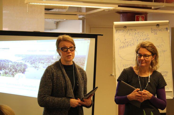 Järvi-Saimaan Palvelut Oy:n kehittäjät kertovat kokemuksistaan avoimesta digitaalisesta maailmasta.
