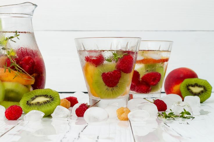 Sangria recipe (with white wine).  1 In half-gallon glass or plastic pitcher, stir sugar, orange liqueur and vodka until sugar is dissolved. 2 Into another half-gallon glass or plastic pitcher, pour half of vodka mixture. Divide fruits and wine evenly between pitchers. Refrigerate until serving. 3 Just before serving, pour half of club soda into each pitcher; stir gently to mix. Serve immediately. If desired, serve over ice.