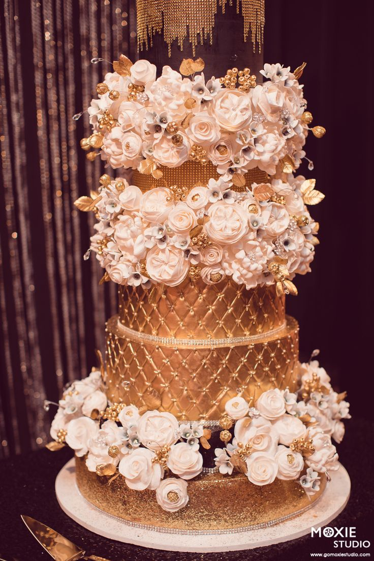 7 Foot Wedding Cake Tall Huge 6