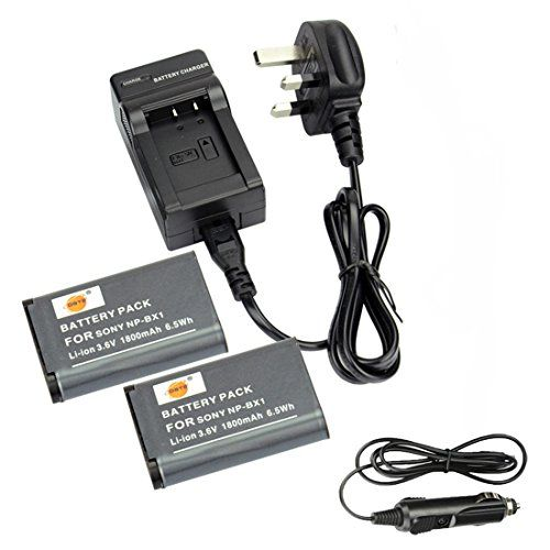 From 11.19:Dste 2x Np-bx1 Rechargeable Li-ion Battery  Dc134u Travel And Car Charger Adapter For Sony Cyber-shot Hdr-cx240 Hdr-cx240e Dsc-rx1 Dsc-rx10 Ii Dsc-rx1b Dsc-rx1r Dsc-rx1r/b Dsc-rx100 Dsc-rx100 Ii Dsc-rx100 Iii Dsc-rx100 Iv Dsc-rx100/b Dsc-rx100m2 Dsc-rx100m2/b Dsc-rx100m3 Dsc-hx300 Dsc-h400 Dsc-hx400 Dsc-hx50 Dsc-hx50v/b Dsc-hx50vb Dsc-hx60 Dsc-hx60v Dsc-wx300 Dsc-wx300/b Dsc-wx300/l Dsc-wx300/r Dsc-wx300/t Dsc-wx300/w Dsc-wx350 Hdr-mv1 Hdr-as15 Hdr-as15b Hdr-as15s Hdr-as100v…