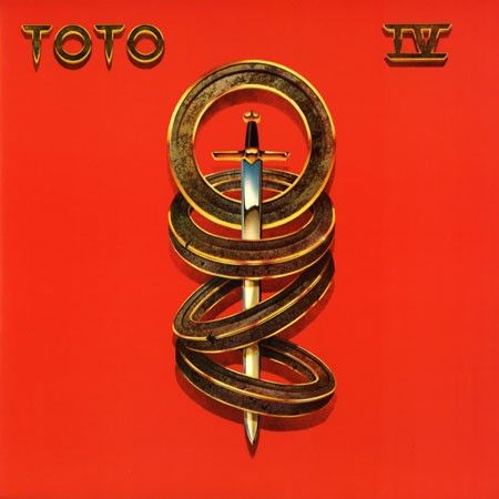 TOTO -TOTO IV 180g Vinyl LP