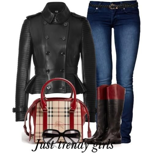 Burberry outfits collection | Just Trendy Girls