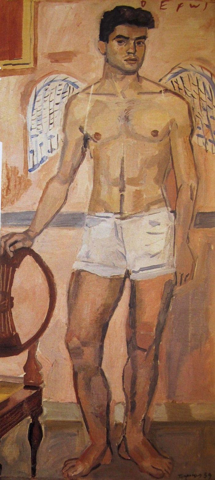 Yannis Tsarouchis 1959