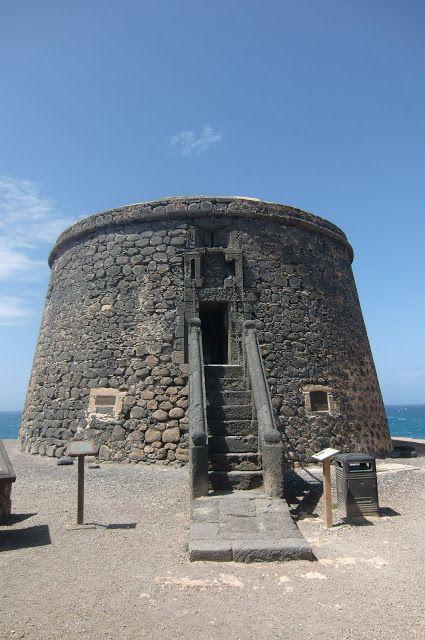 Desde las Islas Canarias  ..Fotografias  : Torre del Toston El Cotillo ...Fuerteventura