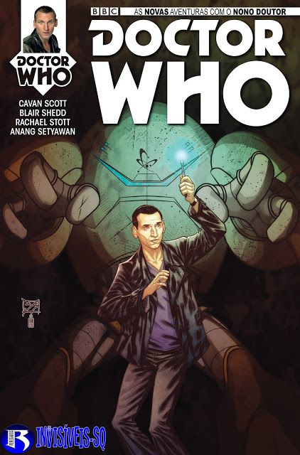 SAM-COMICS: Doctor Who - O Nono Doutor 03 (2015)