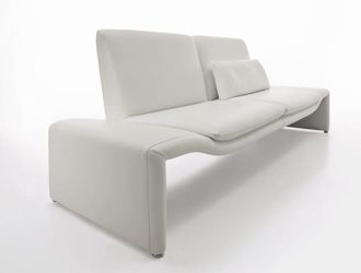 Felicita White Sofa Couch Sofa Canap Design Made In Germany Volker Reichert Koinor