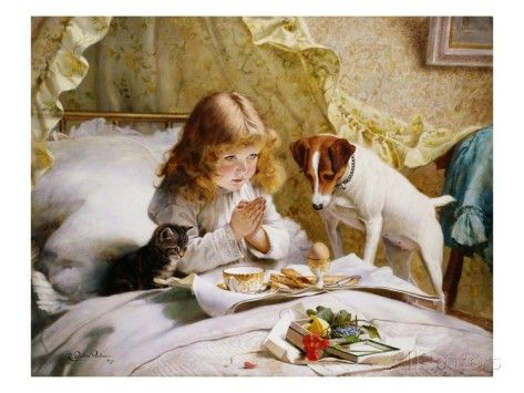 Suspense Giclee Print by Charles Burton Barber - AllPosters.co.uk