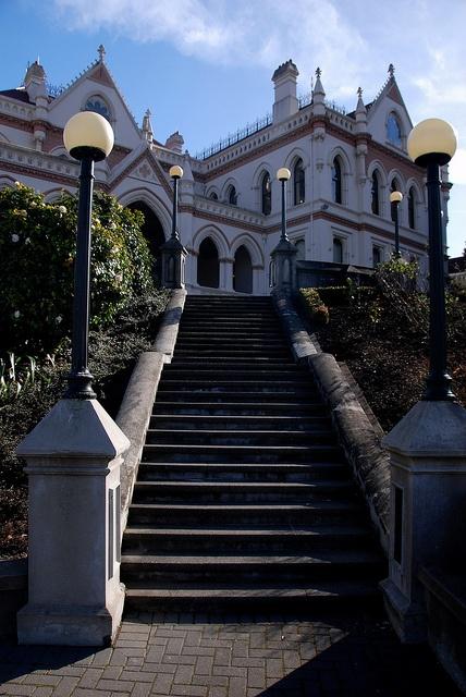 Parliament Library, Wellington