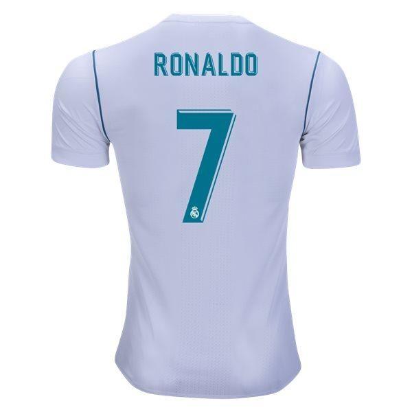 294f4035ec3 ... closeout adidas cristiano ronaldo real madrid authentic home jersey  72fb5 7f519