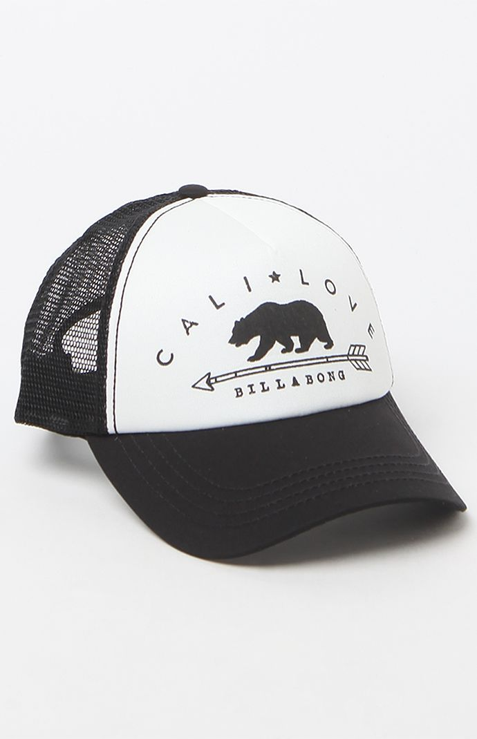 Cali Bear Trucker Hat  0c1901d573b
