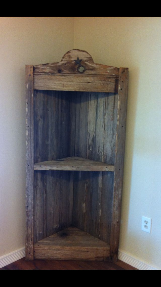 Old barn wood ! LOVE :) this would be perfect for the front door!