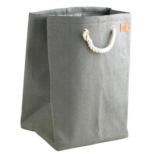 Wäschekorb Nylon Grau | desiary.de - identity store