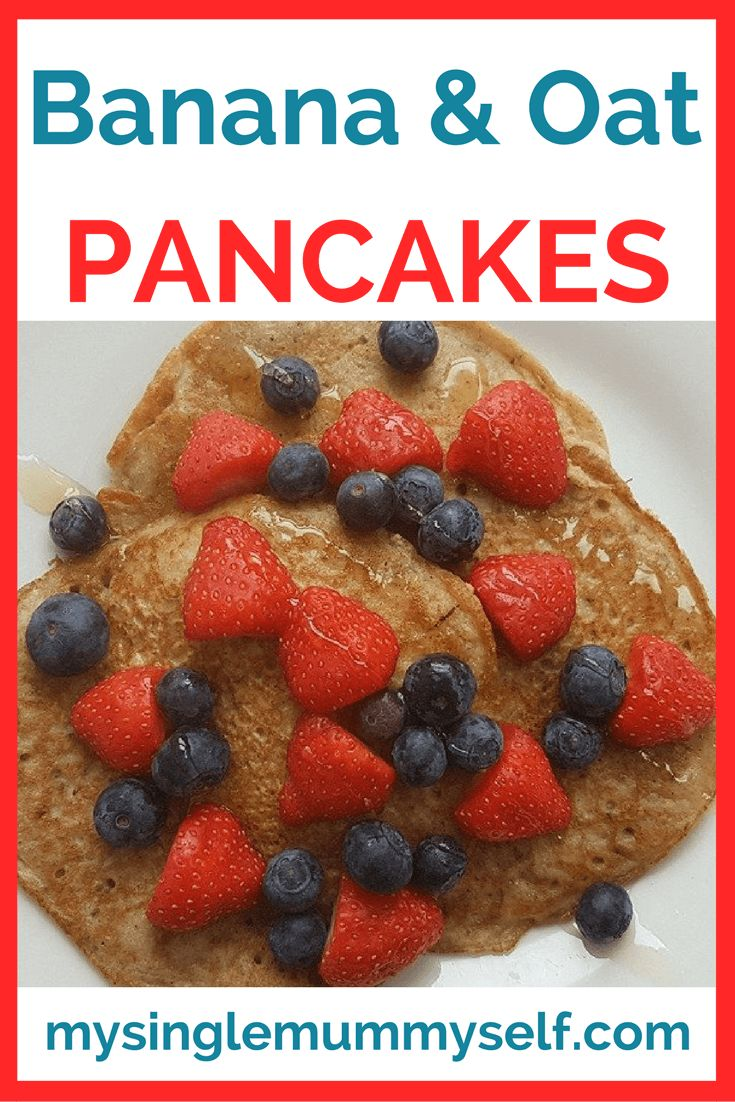 banana and oat pancakes recipe, healthy pancakes, gluten free pancakes, easy pancake recipe, healthy recipes, healthy snacks for kids, kids in the kitchen, baking with kids, easy baking, easy snacks, recipe, baking recipes
