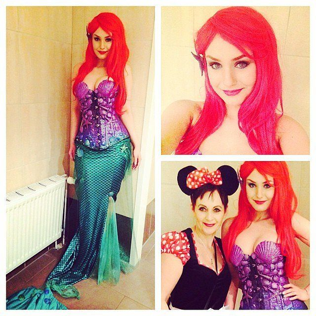 27 Ways to Dress Like Ariel This Halloween: Disney princess Halloween costumes never go out of style —no matter how old you are.