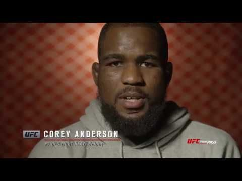 Fight Night London: Corey Anderson - I'm Coming For Jimi