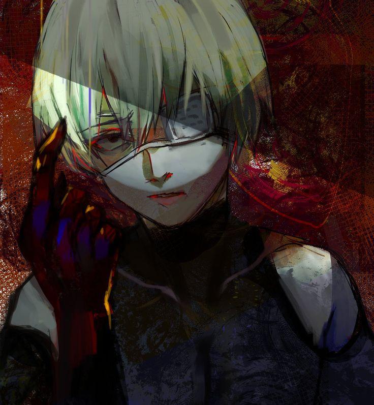 Dark Ken - Tokyo Ghoul ~ DarksideAnime