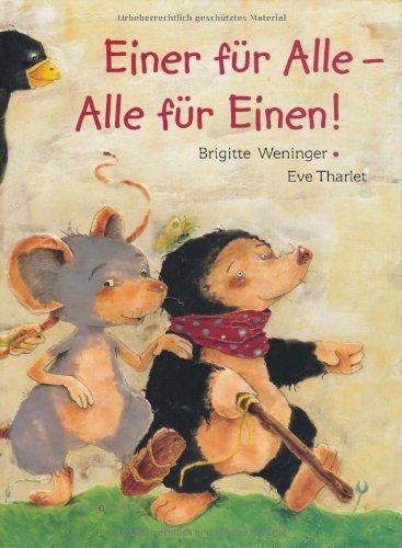 Einer für alle - alle für einen! von Brigitte Weninger http://www.amazon.de/dp/3865660347/ref=cm_sw_r_pi_dp_IbaGub1RMQN95  #igel #kinderbuch