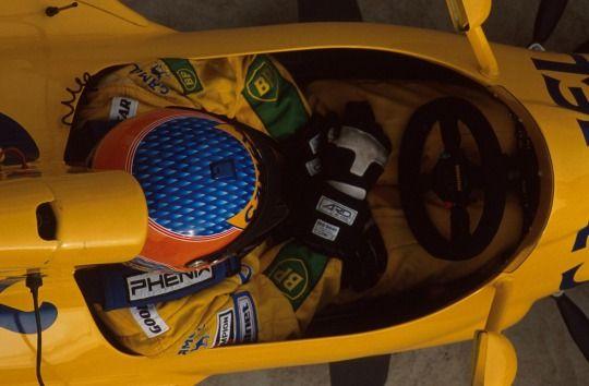 Martin Donnelly (Lotus-Lamborghini)  Grand Prix d'Espagne - Jerez  1990