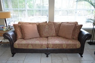 Absolutely Beautiful Bernhardt Sofa and Loveseat - The Woodlands Texas Furniture For Sale - Living Furniture Classifieds on Woodlands Online